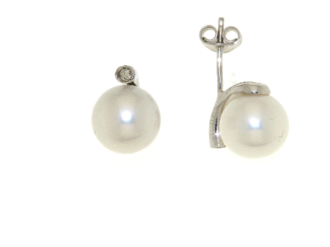 Perle e brillantino