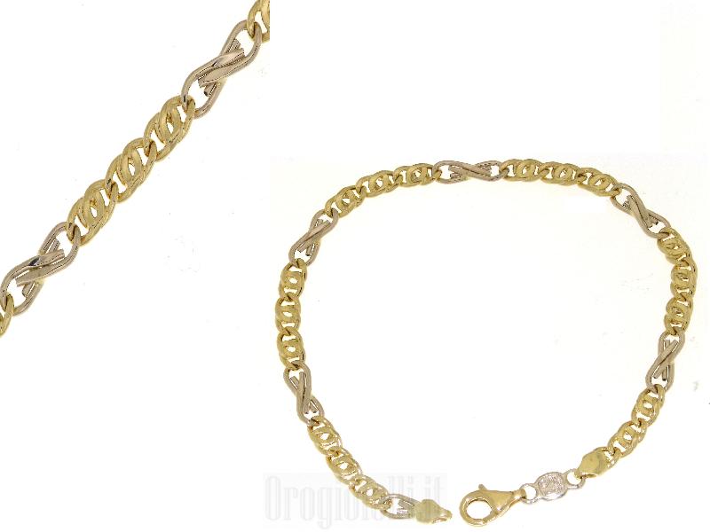 0d9613c8307e Pulsera de hombre hueco de 18 quilates de oro  Venta de oro
