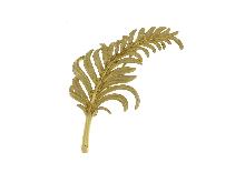 Spilla in oro giallo 18 kt