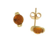 Splendidi orecchini oro pietre colorate